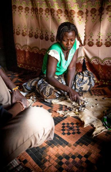 Josephine Apwonyo, healer