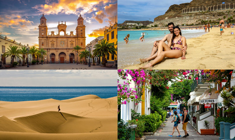 Gran Canaria – et kontinent i miniatyr