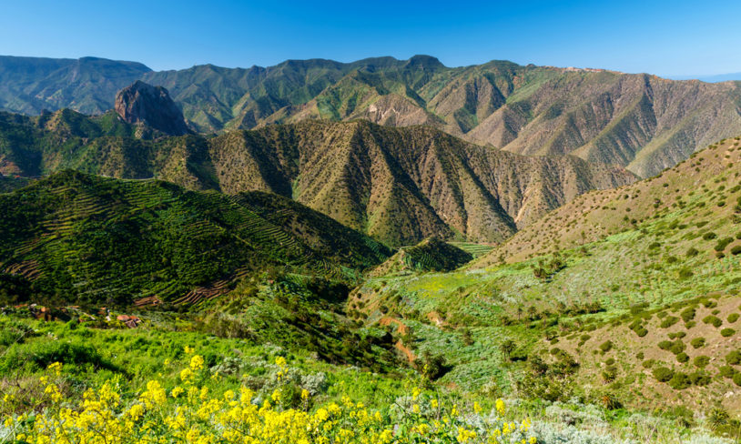 La Gomera – grønt og skjønt