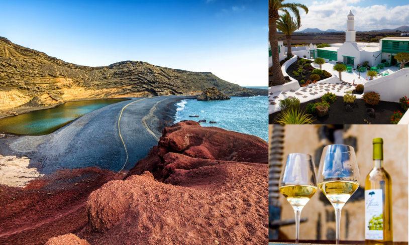 Lanzarote – kunst og strandliv