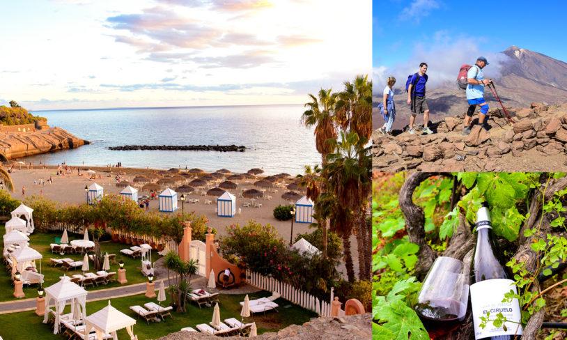 Tenerife – sprek og  smakfull